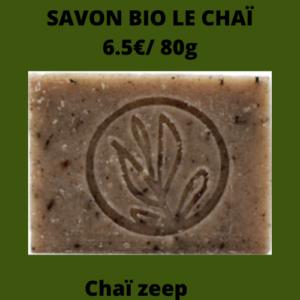 Savon Le Chaï